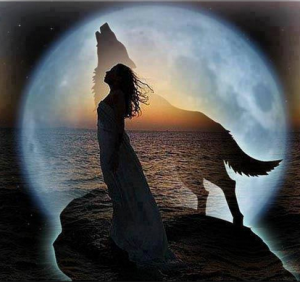 The Wolf Moon Is A Perfect Time To Set New Goals For The Coming Year
